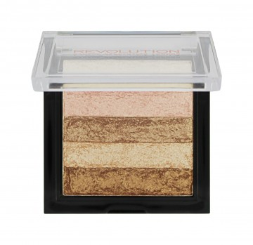 Makeup Revolution Shimmer Brick, Radiant