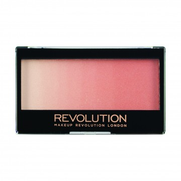 Makeup Revolution Gradient Tvářenka, odstín Sunlight Mood Lights