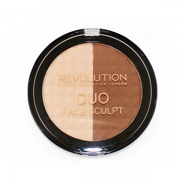 Revolution, Duo Face Sculpt, konturovací sada