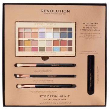 Makeup Revolution Eye Defining - sada na oči