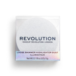 Revolution, Precious Stone Loose Highlighter Iced Diamond, rozjasňovač